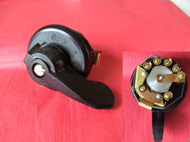 BSA Bantam Spares ElectricalIgnition – Lucas Headlight Switch Wiring Diagram